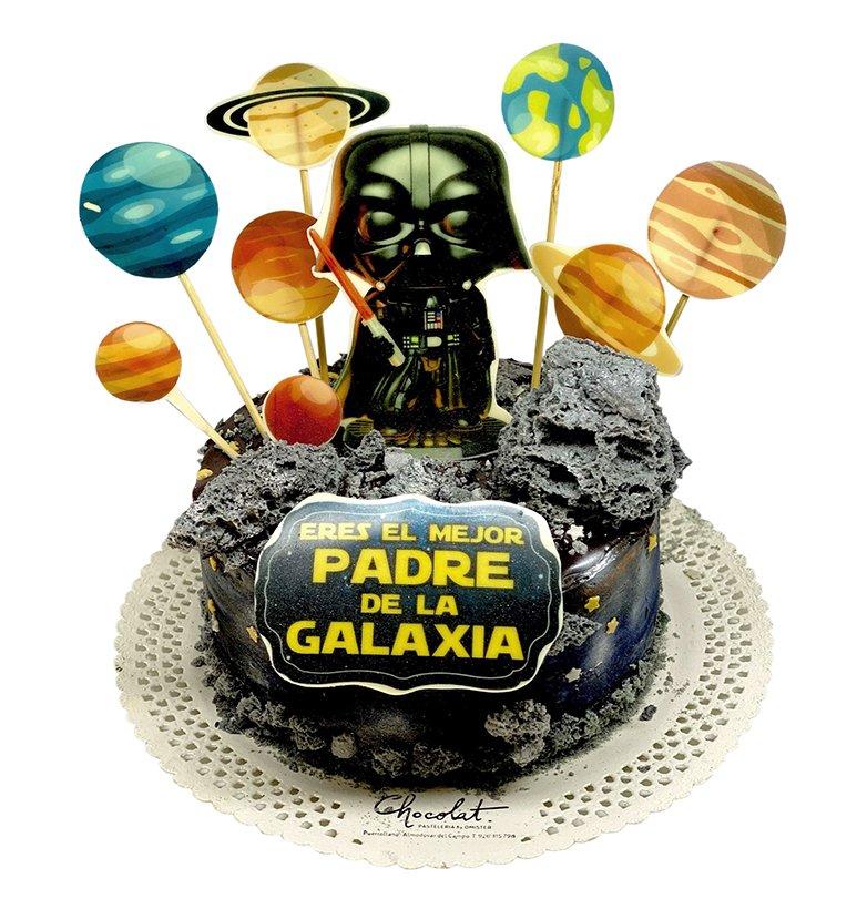 Tarta el Mejor Padre de la Galaxia